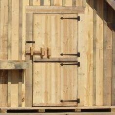 Sliding Barn Door Locks