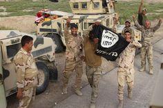En Irak l'EI perd du terrain tous les jours