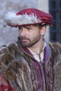 Henry VIII - Eric Bana in The Other Boleyn Girl (2008).