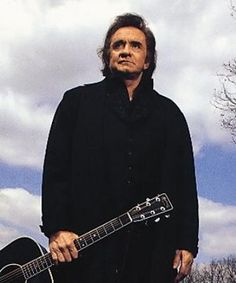 "Johnny Cash - (21/100) Born February 26th, 1932 (died September 12th, 2003)  Key Tracks ""Ring of Fire,"" ""I Walk the Line,"" ""Folsom Prison Blues""  Influenced Bob Dylan, Merle Haggard, Steve Earle"