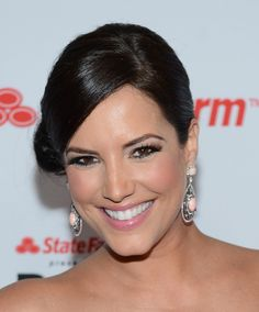 Gaby Espino Photos: 2012 Billboard Mexican Music Awards Presented by State Farm - Press Room