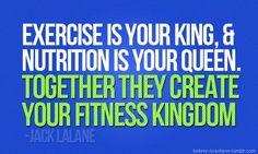Create your kingdom! #health #healthylife