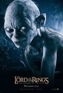 O Senhor dos Anéis: O Retorno do Rei (The Lord of the Rings: The Return of the King) - Poster / Capa / Cartaz