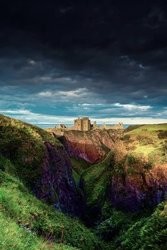 Dunnottar Castle . Scotland