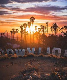 Hollywood California by Alec Basanec by CaliforniaFeelings.com california cali LA CA SF SanDiego