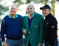 Jack,  Arnie,  Gary