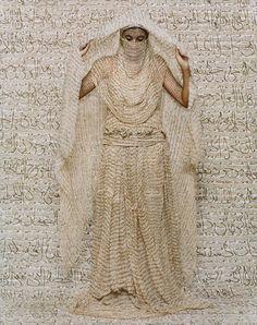 Lalla Essaydi, Les Femmes du Maroc