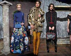 cool Alice + Olivia Fall/Winter 2015-2015 RTW – New York Fashion Week