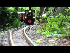 HSB Gartenbahn 14-08-2011 Teil 2 / 3 - YouTube