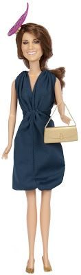 Kate Middleton doll horrifies pregnant Duchess...can't decide if it looks like her or not. (She's much prettier that's for sure!)