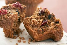 Voici une excellente recette pour étoffer votre menu du déjeuner ou du brunch. Accompagnez ces muffins d'une bonne tasse de café ou de thé.