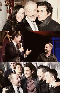 Cast of Lord of the rings