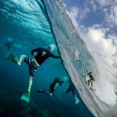 Surfer + Photographers, Hawaii by Sash Kau'i Fitzsimmons