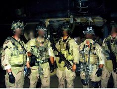 US Army Delta Force in Iraq.