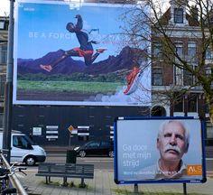 Ander doel – zelfde finish | Oog op Amsterdam