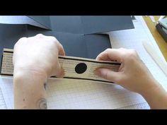 Magazine File Card Holder - YouTube