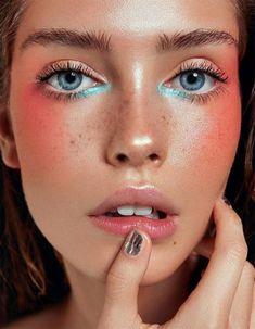 Trendy Makeup Photography Inspiration Hair Ideas - Skin beauty is one of the. - Trendy Makeup Photography Inspiration Hair Ideas – Skin beauty is one of the most sensitive a - Makeup Goals, Makeup Inspo, Makeup Art, Makeup Inspiration, Makeup Ideas, Glow Makeup, Makeup Hacks, Glitter Makeup, Makeup Tutorials