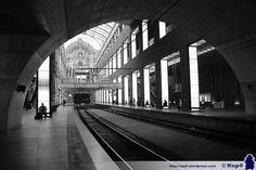 Central Station Antwerp, Belgium