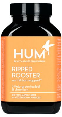 HUM vitamins Referral code 105716 for $10 off. Ripped Rooster our fat-burn support system.