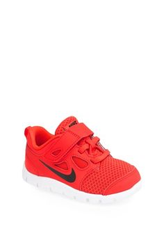 Nike 'Free Run 5.0' Sneaker (Baby, Walker & Toddler) available at #Nordstrom