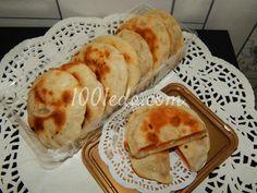 Мини-питы с томатом и сыром в духовке: рецепт с пошаговым фото