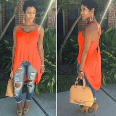 Scoop Spaghetti Strap Irregular Pure Color Blouse - Meet Yours Fashion - 6