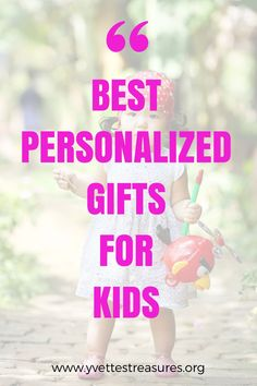 Personalized Gifts For Kids - give a special keepsake gift this year and personalize it with your child's name on it. A beautiful book, coloring book or lunch box. They will love this gift that's just for them! #personalizedgiftskids #kidspersonalizedgiftideas #toysforkids #kidstoyideas Unique Christmas Gifts, Christmas Gift Guide, Christmas Toys, Unique Gifts For Her, Gifts For Family, Cool Gifts, Personalized Gifts For Kids, Camping Gifts, Shower Gifts