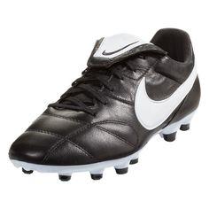 Nike Premier II FG Soccer Cleat - Black/White