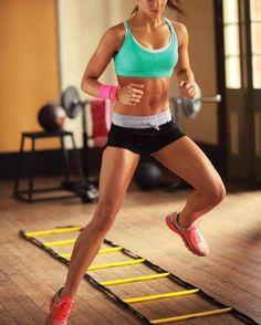 Rutina de #ejercicios HIIT para bajar de peso rápido y desde casa #fitness