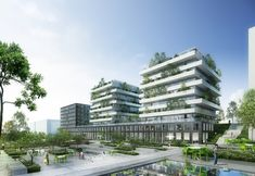 Designing for Tomorrow | Terrace 9 Housing Complex / Atelier Zündel Cristea