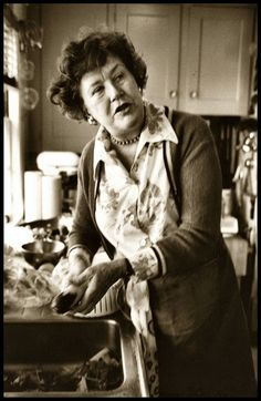 """Julia on Age """"I was 32 when I started cooking; up until then, I just ate."""""""