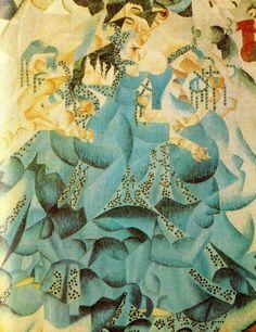 gino severini futurist artist | Daily Artist: Gino Severini (April 7, 1883 – February 26, 1966)