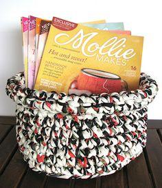 Ganchillo XXL /  XXL crochet