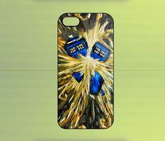 TARDIS Vincent Van Gogh Doctor Who Case For