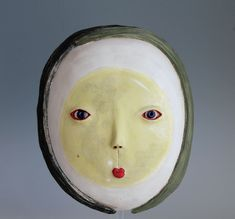The Street, Whitstable Faces, Ceramics, Street, Sculptures, Ceramica, Face, Ceramic Art, Roads, Clay Crafts