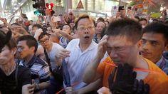 Hong Kong Protests Causing Bitcoin Flash Crash   http://www.tonewsto.com/2014/10/hong-kong-protests-causing-bitcoin.html