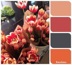 Flower Shop Hues #color #palette