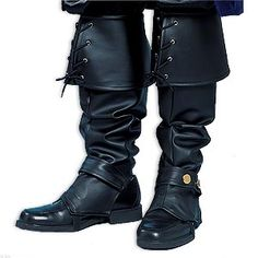 Lace-Up Boot Spats - Theatre House, Inc. 1-800-827-2414