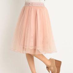 J-Fashion / Bottoms / LIZ LISA Medium Gathered Skirt