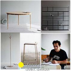 Interview with Australian Designer Daniel Barbera | Yellowtrace
