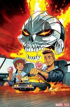 Ghost Rider by Felipe Smith