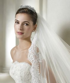America wedding dress from the Costura 2015 - St Patrick collection | St. Patrick