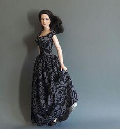 ilovethatdoll black dress for Tonner 17 DeeAnna DeDe Denton | eBay