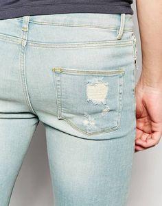 Super Skinny Jeans, Asos, Shopping, Fashion, Moda, Fashion Styles, Skinny Jeans, Fashion Illustrations