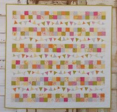 Summer Breeze pattern, Sunkissed by Sweetwater for Moda.