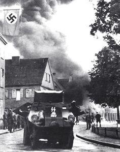 La invasión alemana de Polonia en imágenes