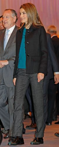 Here is a photo gallery of Doña Letizia at previous FITUR openings. 2014