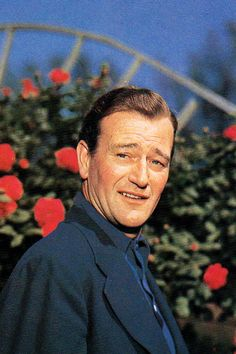 John Wayne 1907-1979 (Age 72) Died from Stomach cancer