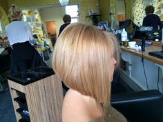 Cut by Brenda @Elation Hair Studio