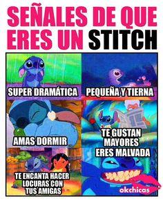 Conclusión: soy un #stitch    Pero la mejor